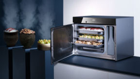 Miele Gourmet Steam Oven cooking demonstration