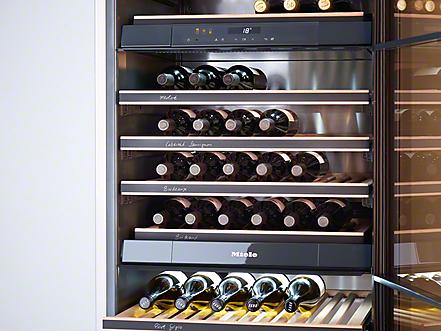 Miele Wine Conditioners