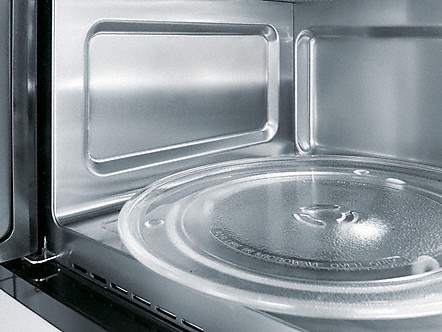 Countertop Microwave Ovens With Stainless Steel Interior : Stainless-steel interior - Microwaves