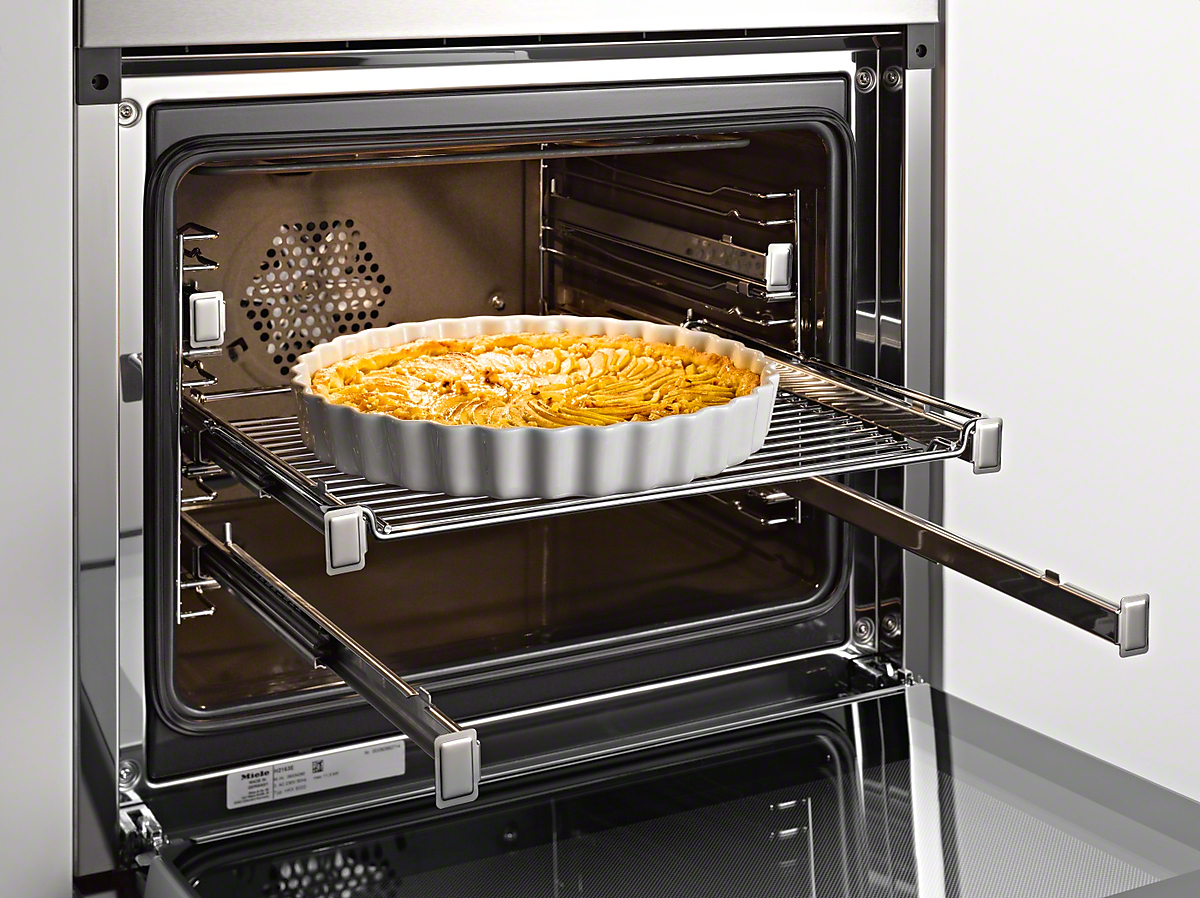 Miele HFC 50 FlexiClip fully telescopic runners