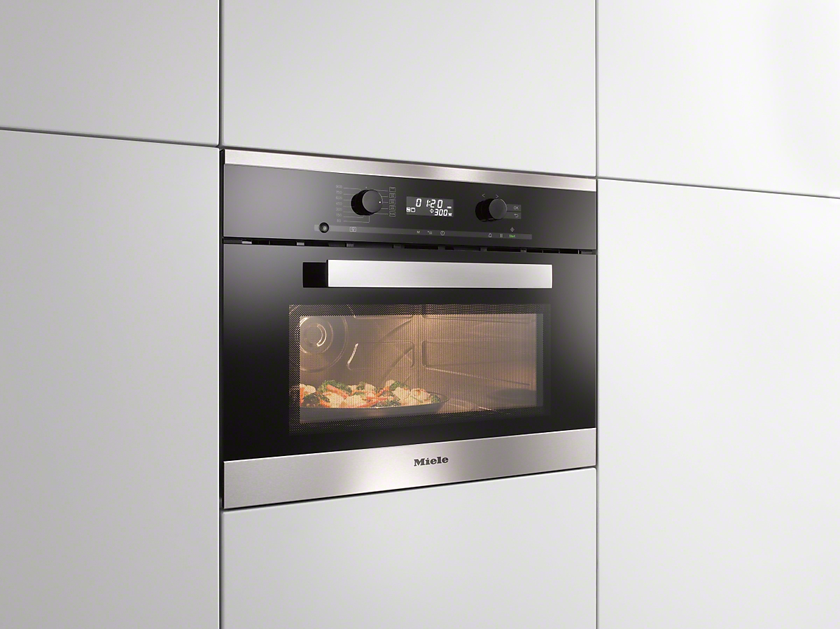 Built In Microwave Ovens ~ Miele microwaves m tc built in microwave oven
