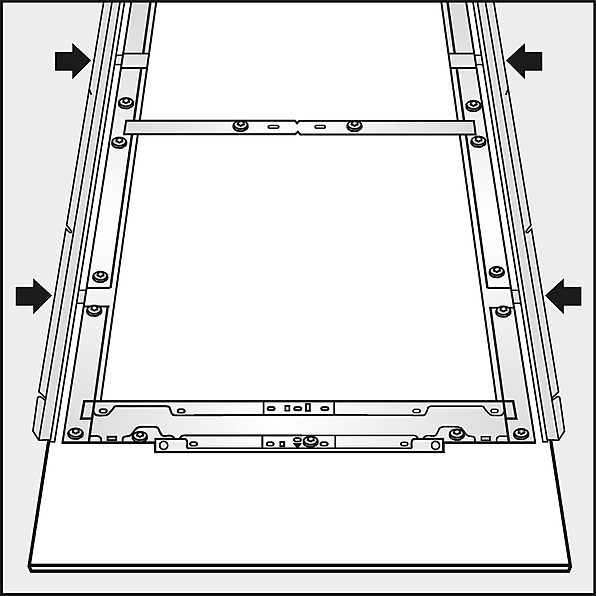 Installation drawings-with high-quality features and maximum storage space for exacting demands.-
