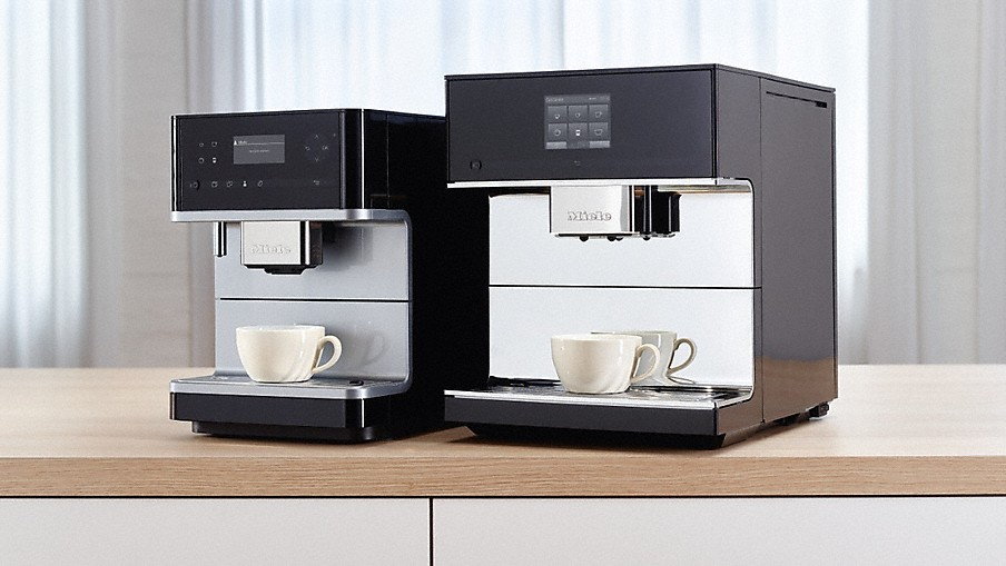 Miele Benchtop Coffee Machines