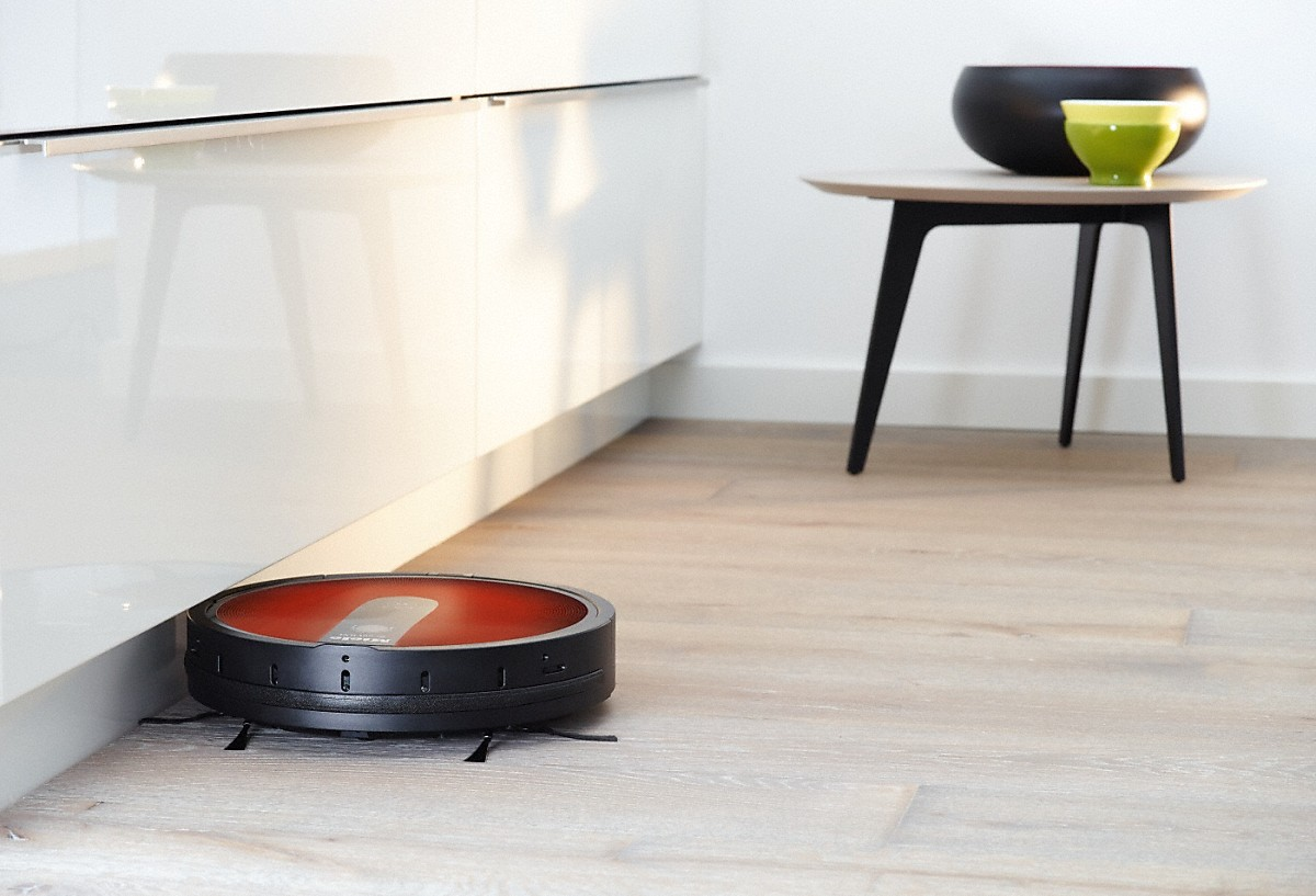 Superbe Miele Scout RX1 Red   SJQL0 Robot Vacuum Cleaner