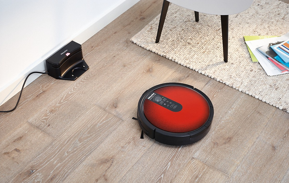 Miele Scout RX1 Red  SJQL0 Robot vacuum cleaner
