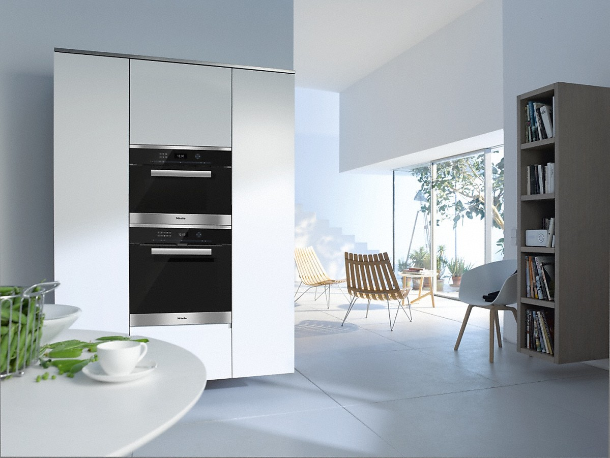 Miele Steam Oven Dgm 6401 Steam Oven With Microwave