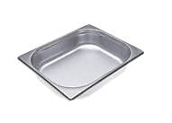 DGG 3 Unperforated steam cooking container