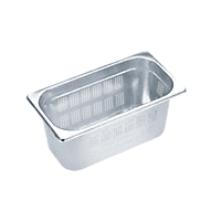 DGGL 10 Perforated steam cooking containers