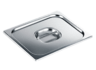 DGD 1/2 Stainless steel lid with handle