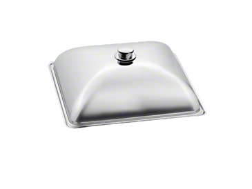 HBD 60-35 - Gourmet casserole dish lid for Miele HUB 61-35 and HUB 5000 XL casserole dishes.--Stainless steel/CleanSteel