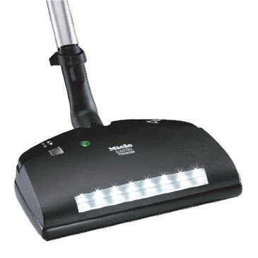 SEB 236 - Electro Premium - electrobrush especially wide for quick and deep cleaning of carpeting.--NO_COLOR