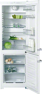 KFN 12823 SD-1 - Freestanding fridge-freezer with convenient features such as Frost free--