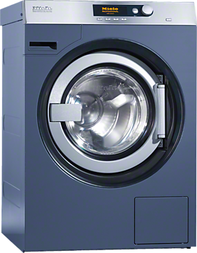 PW 5105 Vario [EL AV] - Washing machine, electrically heated With suspended drum unit, very short cycle time of 53 minutes and dump valve.--Octoblue