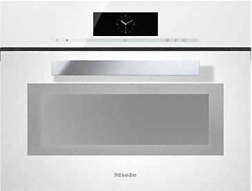 DGC 6805 - XL steam combination oven with fully-fledged oven operating mode – the Miele all-rounder with mains water connection for discerning cooks.--