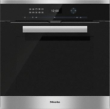 H 6461 BP - Ovens with intuitive touch operation and Moisture Plus for perfect results.--Stainless steel/CleanSteel