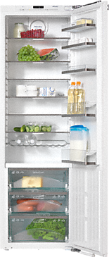 KS 37472 iD - Integrated refrigerator PerfectFresh and FlexiLight for best storage conditions and high convenience.--