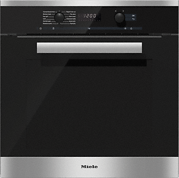 H 6267 BP - Ovens with Moisture Plus and automatic programmes for perfect cooking results.--Stainless steel/CleanSteel