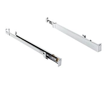 HFC 72 - FlexiClip fully telescopic runners For flexible, customised use of your oven.--NO_COLOR