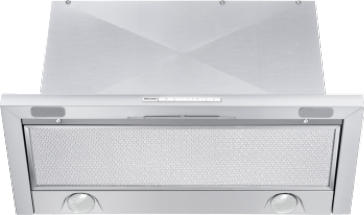 DA 3466 - Slimline rangehood with energy-efficient LED lighting and light-touch switches for easy use.--Stainless steel