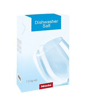 GS SA 1502 P - Dishwasher salt, 1.5 kg For optimum function and performance of a Miele dishwasher.--NO_COLOR