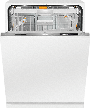 G 6999 SCVi XXL - Fully integrated dishwashers - a premium dishwasher for all your needs--Stainless steel/CleanSteel