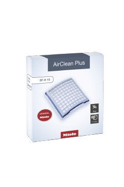 SF H 10 - AirClean Plus filter Retains even the smallest particles to which allergy sufferers are sensitive.--NO_COLOR