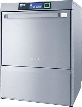 PG 8166 [UNIVERSAL] - Tank dishwasher with short cycle times for fast turnaround times – for universal use.--NO_COLOR