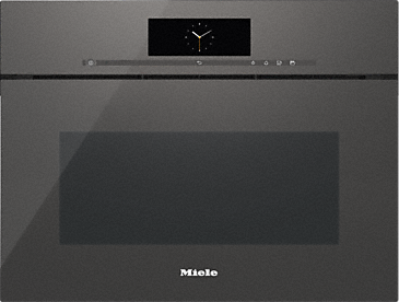 DGC 6800X - Handleless XL steam combination oven with fully-fledged oven operating mode - The multi-talented Miele for the highest demands.--