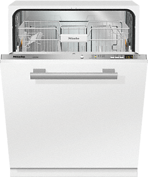 G 4980 Vi Jubilee - Fully-integrated, full-size dishwasher Delay start and countdown indicator for great entry-level value.--NO_COLOR