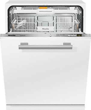 G 4980 SCVi Jubilee - Fully integrated dishwashers with 3D cutlery tray for maximum convenience at an attractive entry level price--NO_COLOR