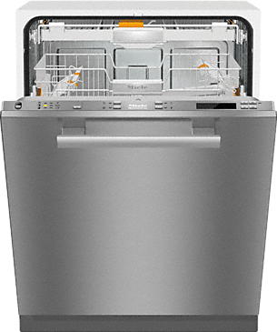 PG 8133 SCVi - Professional for the Home Fully integrated dishwasher for easily managing piles of domestic dishes or similar commercial use.--NO_COLOR