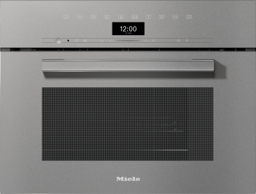 DGM 7440 - Steam oven with microwave for healthy cooking and Rapid Heat-up with networking.--