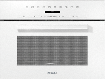 M 7244 TC - Built-in microwave oven in a design that is the perfect complement with controls on the top.--