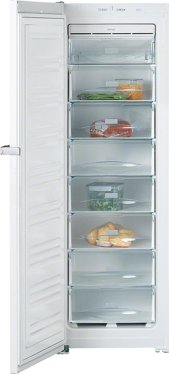 miele fn 12827 s freestanding freezer. Black Bedroom Furniture Sets. Home Design Ideas