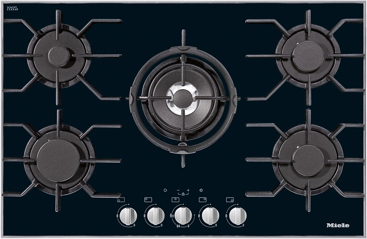 Image of: Gas Cooktop In Zgu36eslss Monogram 36