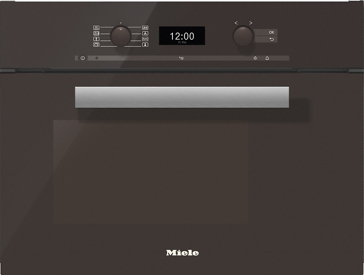 how to create automatic steam in oven
