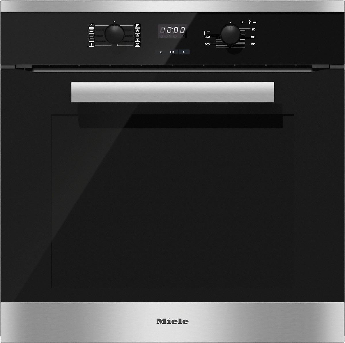 miele ovens h 2661 b ovens. Black Bedroom Furniture Sets. Home Design Ideas