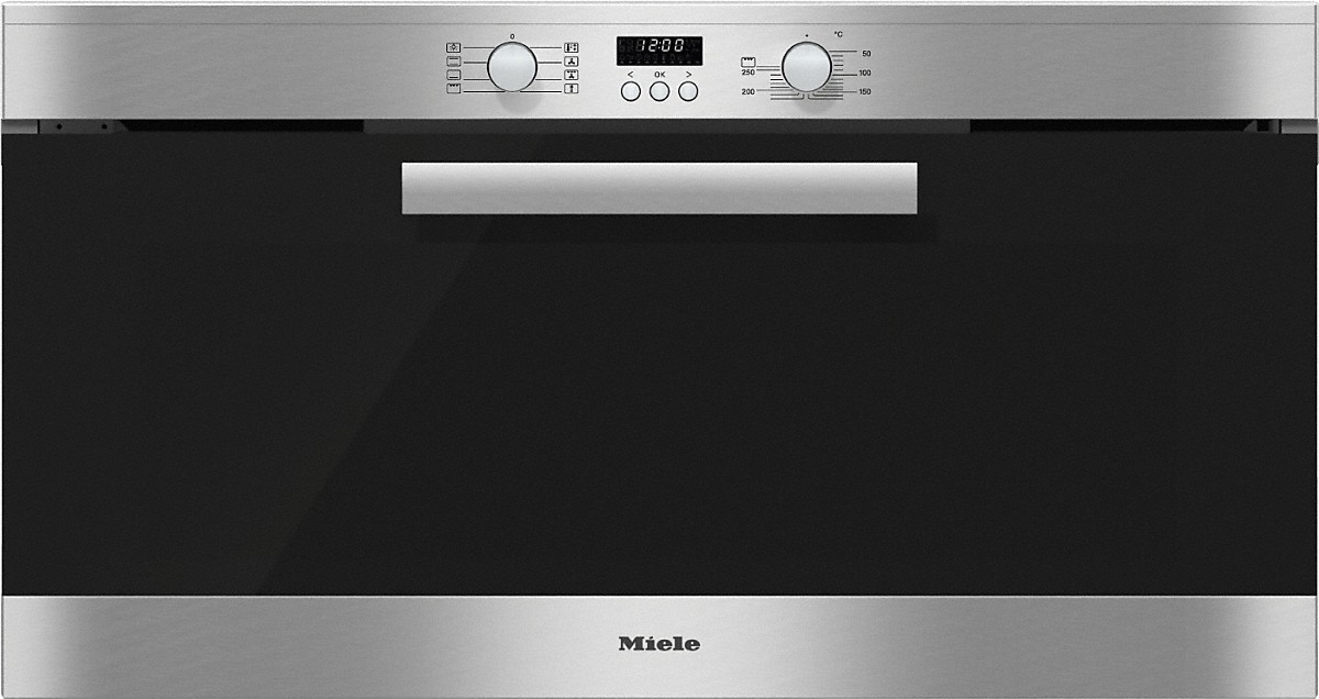 miele ovens h 6290 b 90 cm oven. Black Bedroom Furniture Sets. Home Design Ideas