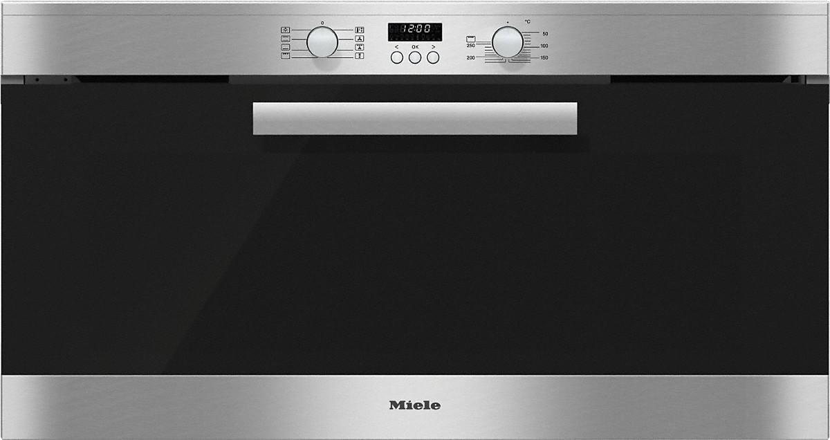 miele ovens h 6290 b 90 cm oven. Black Bedroom Furniture Sets. Home Design Ideas