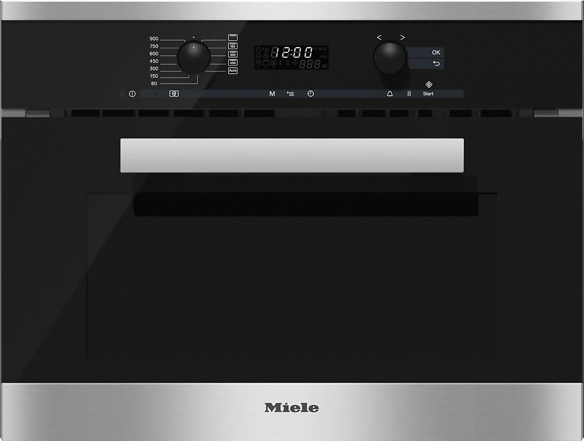 Miele Microwaves M 6262 Tc Built In Microwave Oven