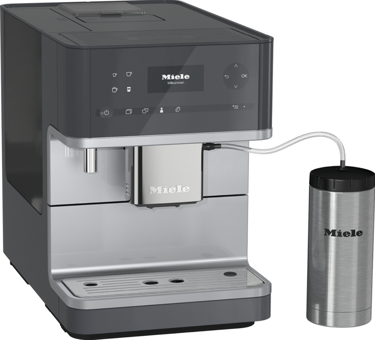 two cup coffee machine