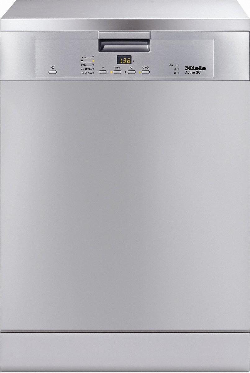 miele g 4203 sc front active freestanding dishwasher. Black Bedroom Furniture Sets. Home Design Ideas