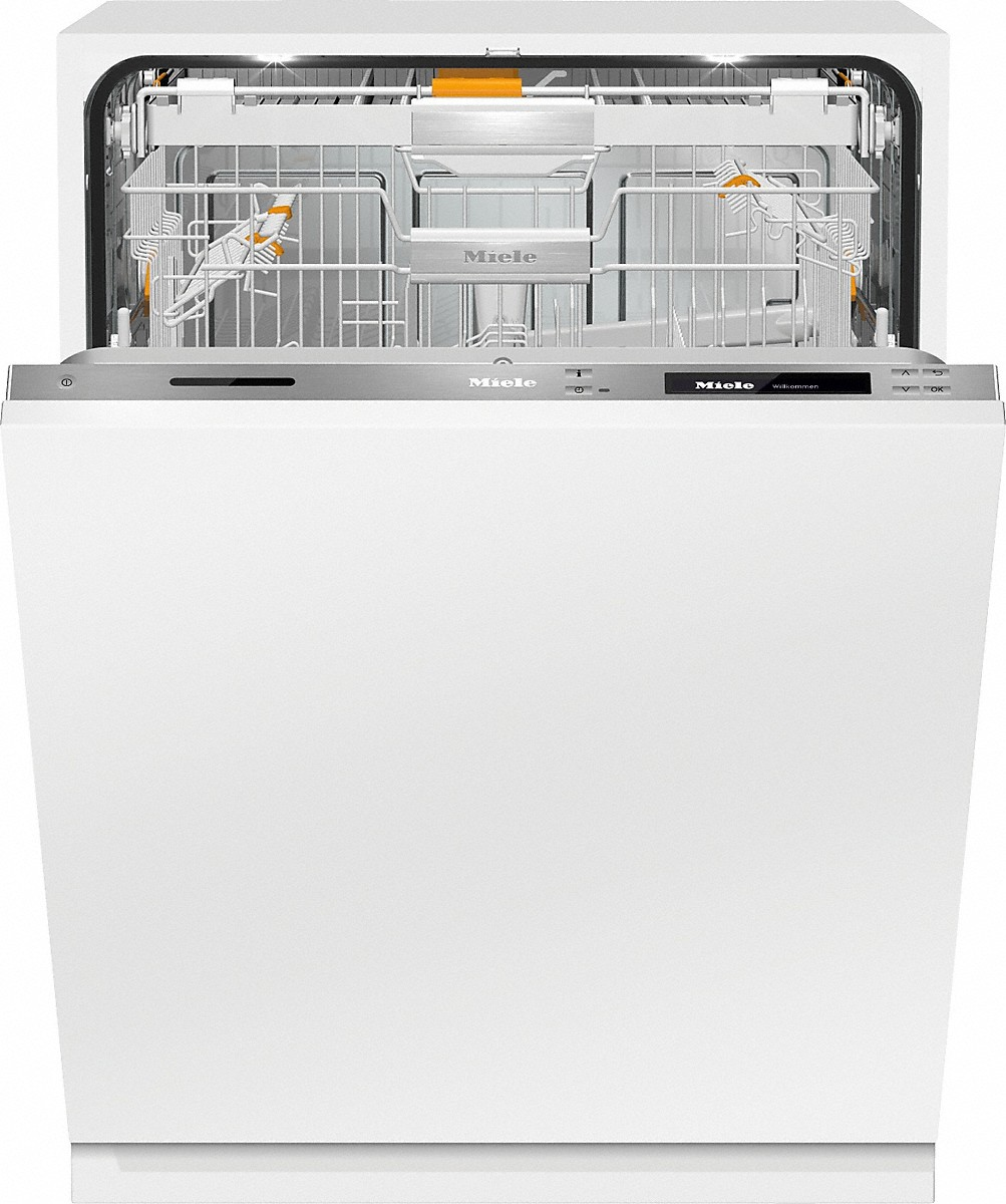 Miele G 6999 Scvi Xxl Fully Integrated Dishwashers