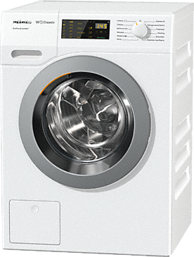 WDD030 EcoPlus&Comfort - W1 Classic front-loading washing machine