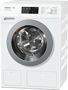 WCE670 TDos Wifi - W1 Front-loading washing machine