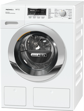WTH130 WPM PWash 2.0 & TDos - WT1 washer-dryer